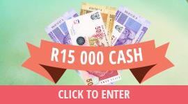 R15K Cash Countup!