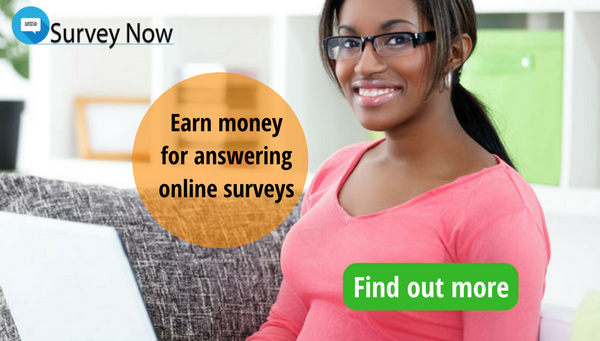 Earn money for answering online surveys
